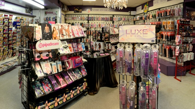 Large Selection of Adult Toys